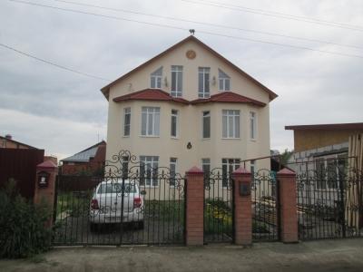 Сосновка дом на 2 семьи