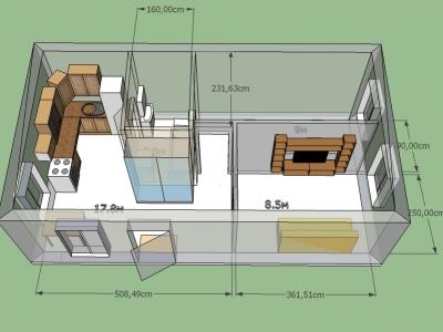Дом-квартира
